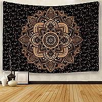 55 X 85 Ombre Indian//Decor room GYPSY wall Bohemian throw Mandala gypsy tapestry