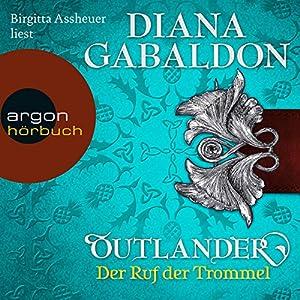 Der Ruf der Trommel (Outlander 4) Hörbuch
