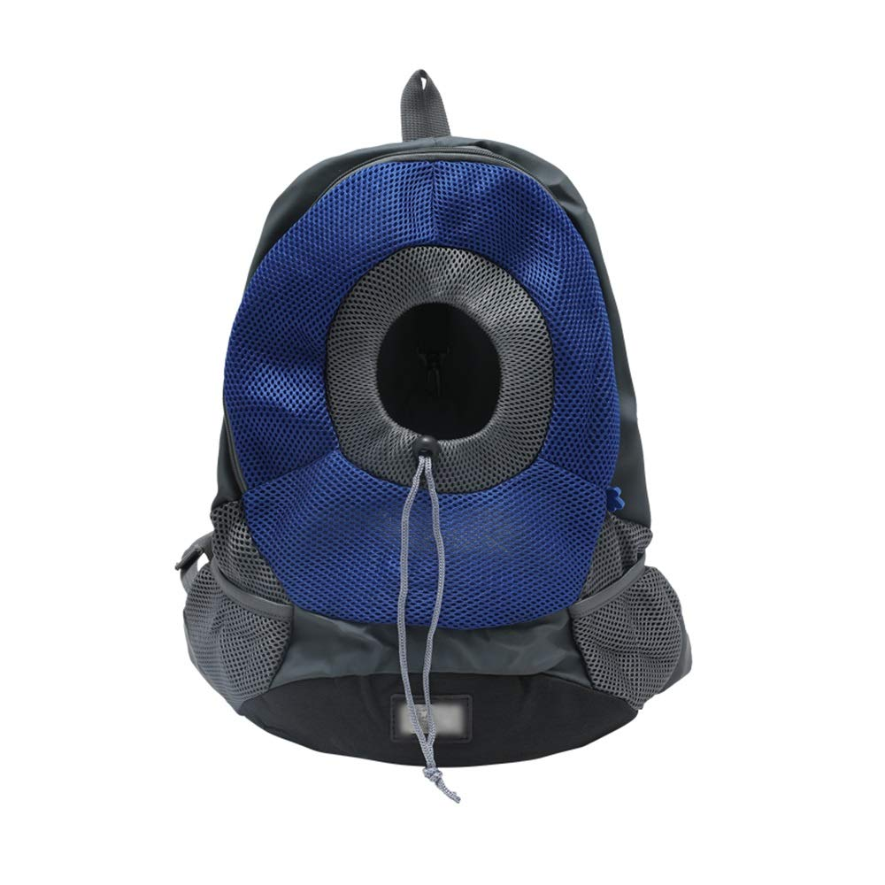 bluee S bluee S Teng Peng Pet travel bag, pet travel transport, suitable for small dogs, cats, portable cat backpacks, dog backpacks, breathable comfort, pet outing equipment Pet supplies pet bag