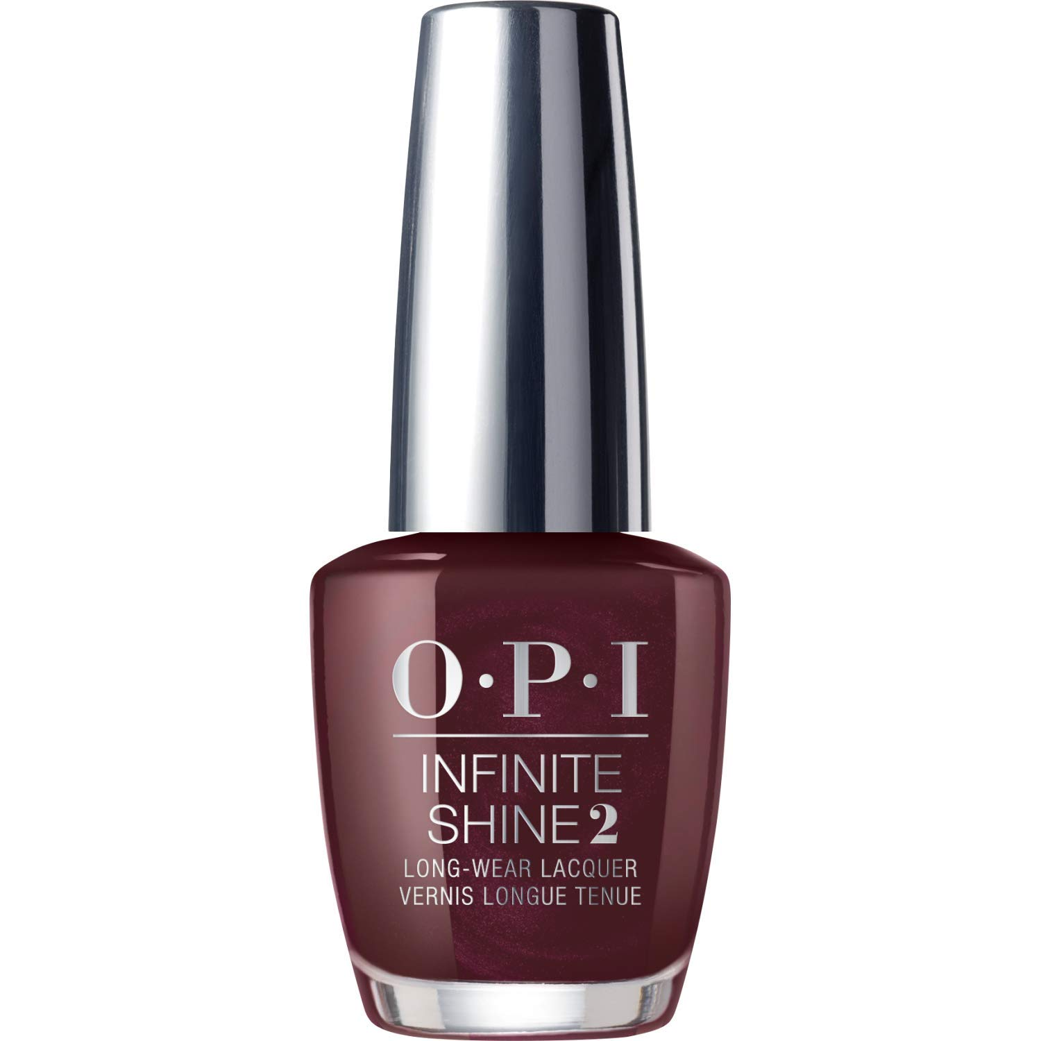OPI Infinite Shine - The Nutcracker and the Four Realms Collection - Black to Reality: Amazon.es: Belleza