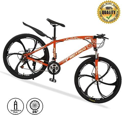 M-TOP 26 24 Velocidades Bicicleta de montaña Delantero ...