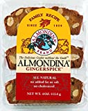 Almondina Almond Cookies, Variety, 4-Ounce Package