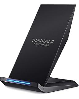 Amazon.com: Seneo Wireless Charger, Qi Certified Wireless ...