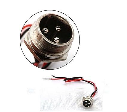 Amazon.com : 12V 24V 36V Battery Charger 3 Prong Plug for Gas ... on