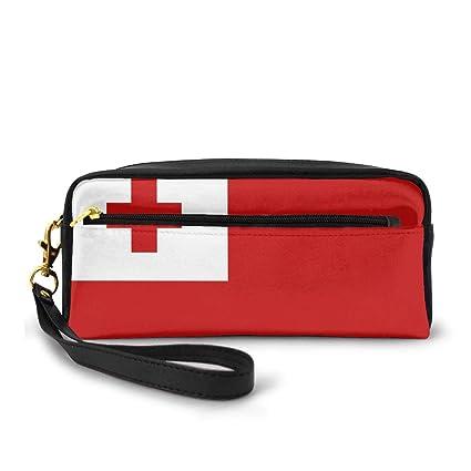Tonga Flag Bolsa de aseo portátil de viaje Organizador de ...