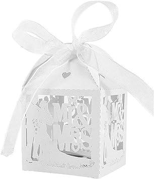 Jzk Schachtel Geschenkbox Gastgeschenk Kartonage Klein Süßigkeiten Kartons Bonboniere Kasten Tischdeko Favous Box Für Hochzeit Party Feier Bonbon
