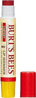 product image for Burt's Bees 100% Natural Moisturizing Lip Shimmer, Cherry - 1 Tube