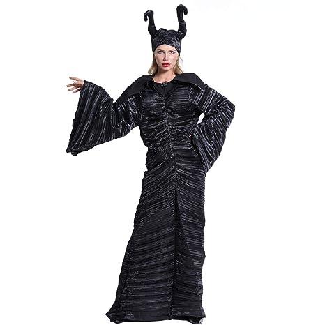 Shihong-G Disfraz de Cosplay de Halloween de la Reina Malvada ...