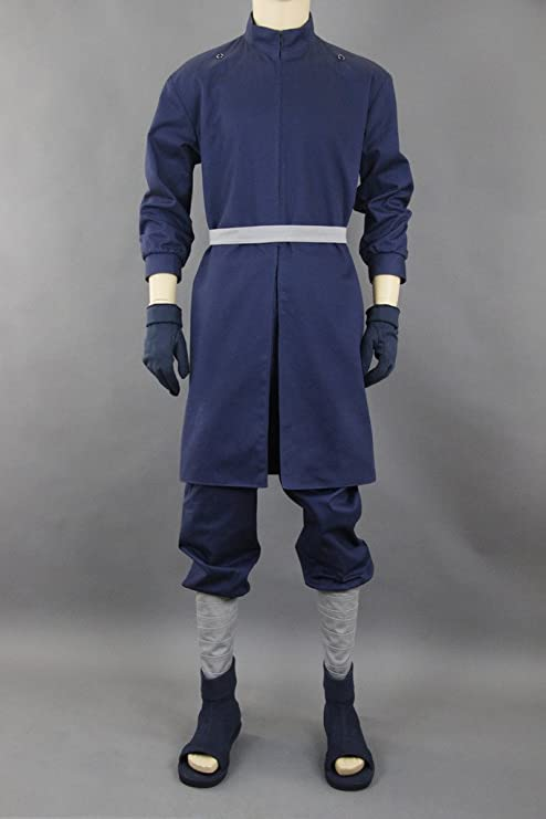 Amazon.com: Mtxc de los hombres Naruto cosplay costume ...