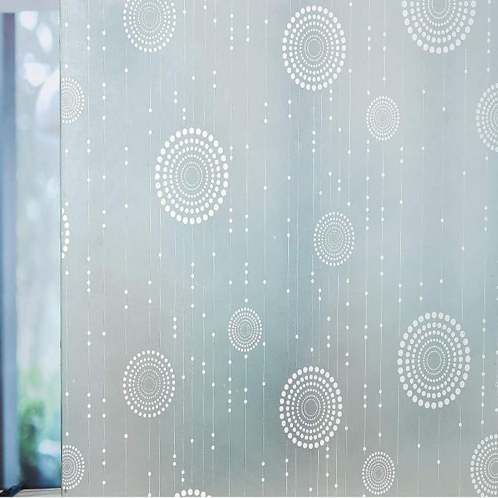 TTQXG Anti-Peep Privacidad para Ventana, Control De Temperatura ...
