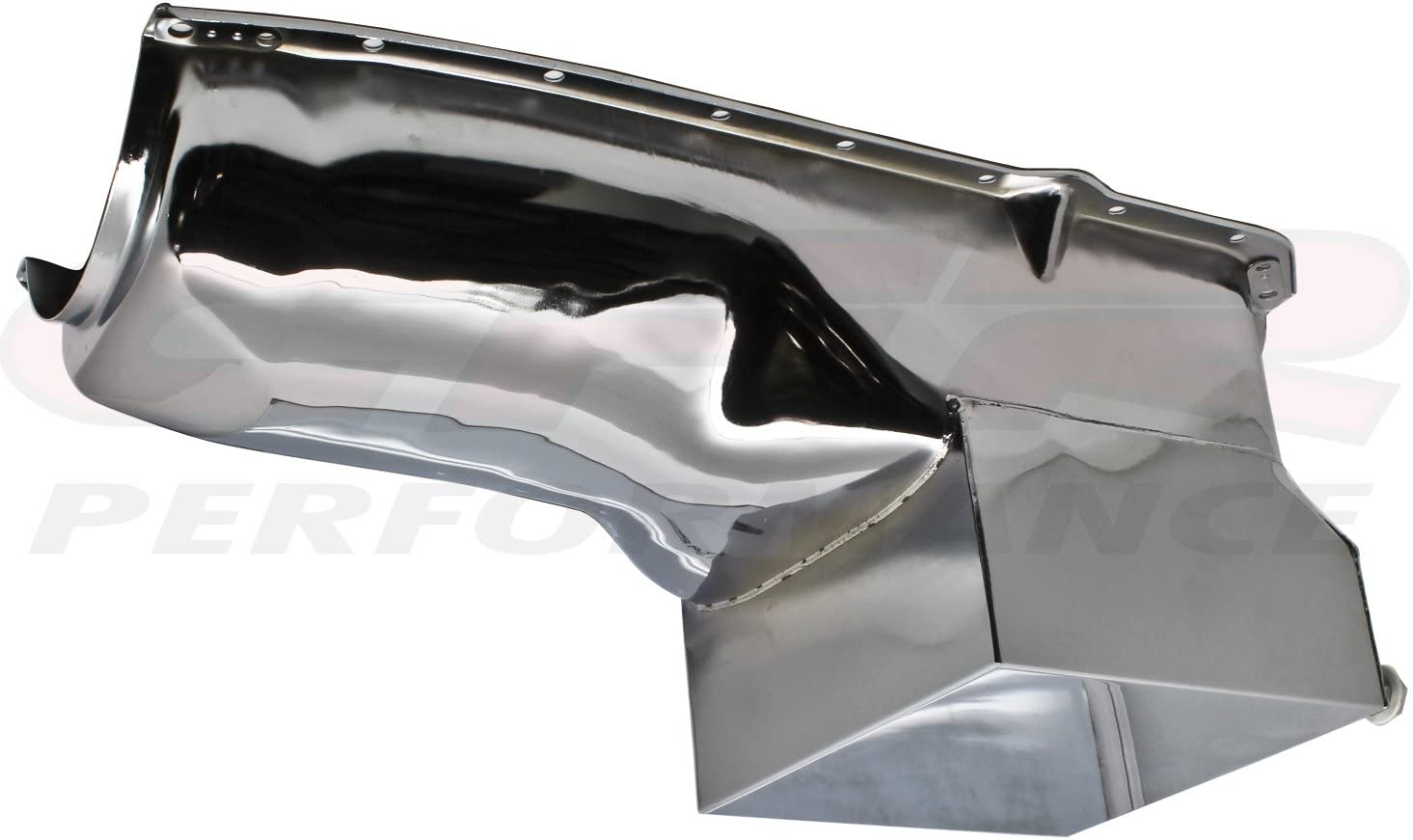 CHROME 1964-80 Compatible//Replacement for OLDSMOBILE 330-350-400-425-455 OIL PAN