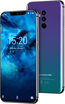 UMIDIGI Z2 Pro Smartphone Libre Dual 4G Volte 6GB + 128GB ...