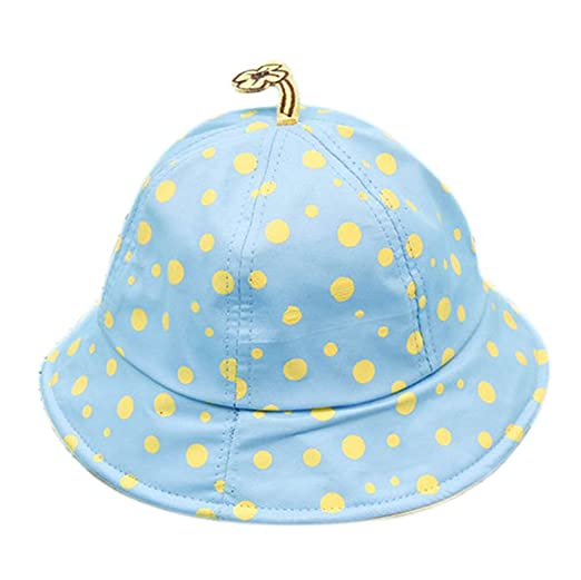 710414a0c5421 Image Unavailable. Image not available for. Color  Freedi Sun Fishing Hat  Toddler Baby Wide Brim Kids ...