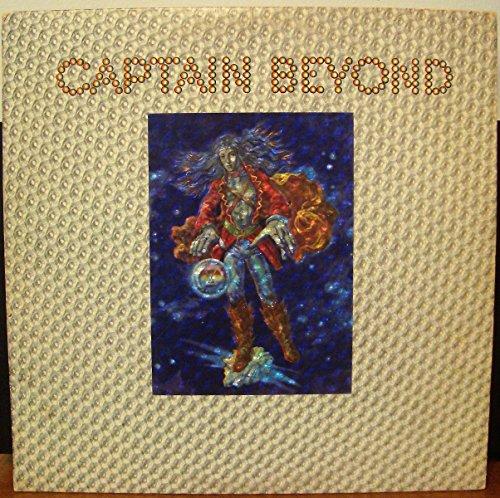 (CAPTAIN BEYOND s/t LP Vinyl VG+ Cover VG+ 1972 Capricorn CP 0105)