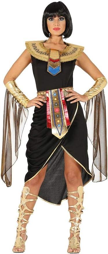 FIESTAS GUIRCA Disfraz de Reina egipcia Nefertari Cleopatra Mujer ...
