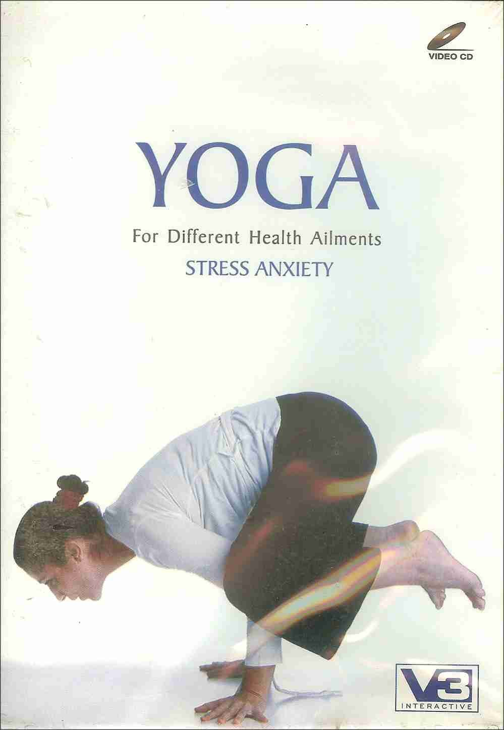 Amazon.com: Yoga For Stress Anxiety (Video CD): Movies & TV