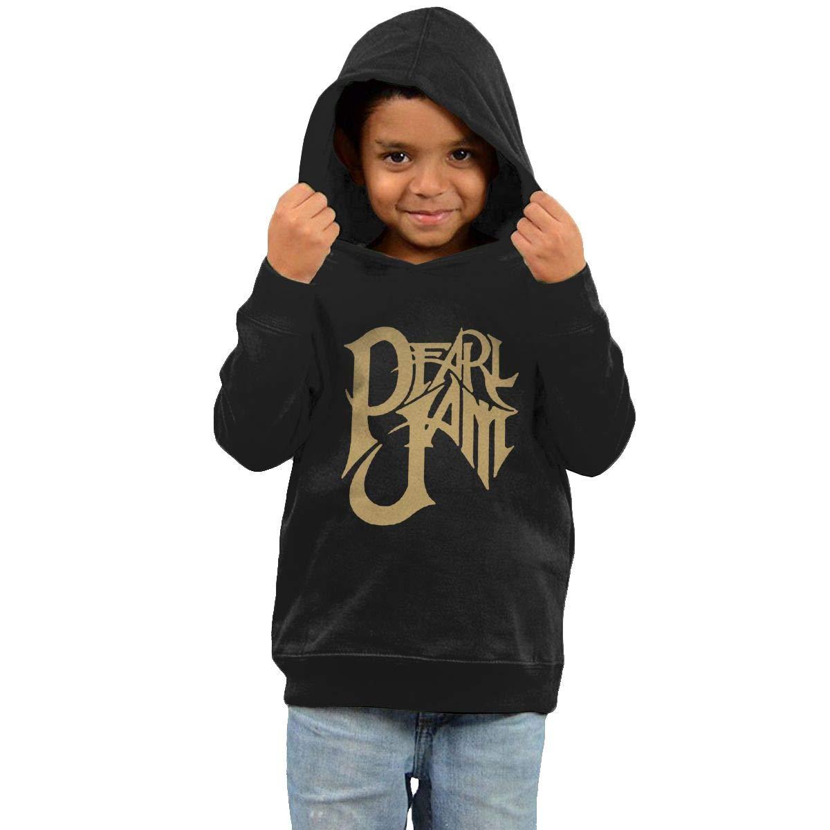Stacy J. Payne Kids Pearl Jam Lovely Hoodie41 Black