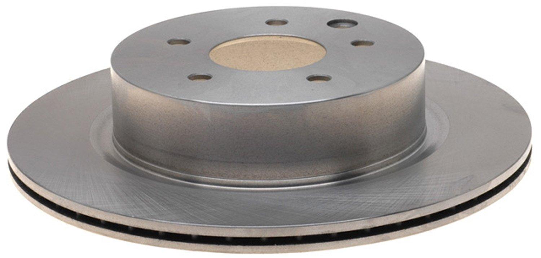 ACDelco 18A2315A Advantage Non-Coated Rear Disc Brake Rotor