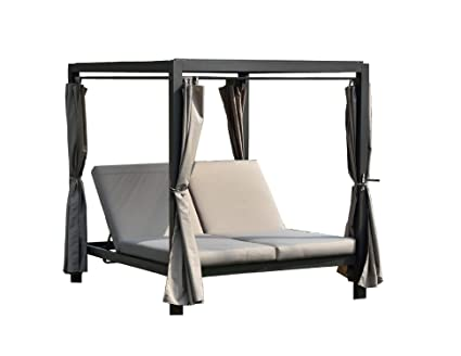 Loungeset 50 Euro.Amazon Com Envelor Morocco Lounge Set With Adjustable Back And