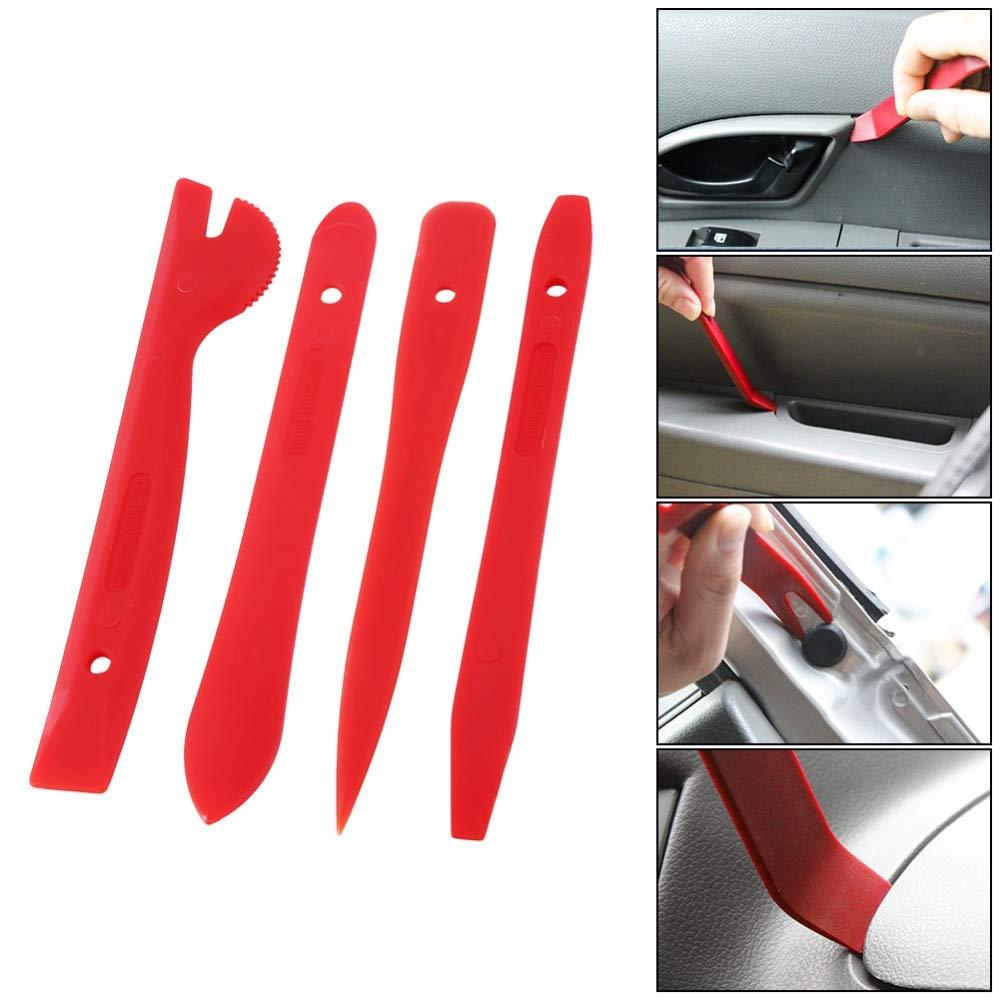 Daphot-Store - 11pcs/Set Professional Car Door Trim Panel Dash Audio Stereo GPS Molding Removal Tools