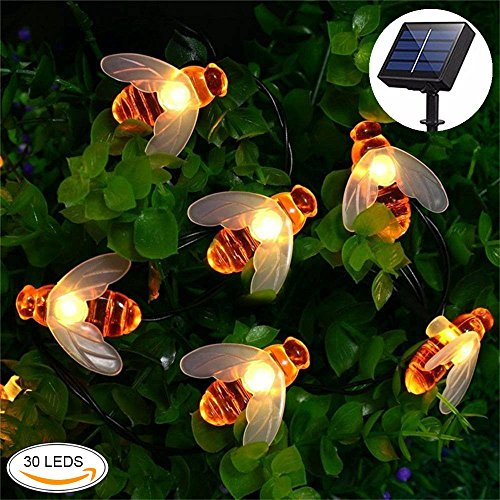 Solar Fairy Lights Outdoor B Q in US - 4
