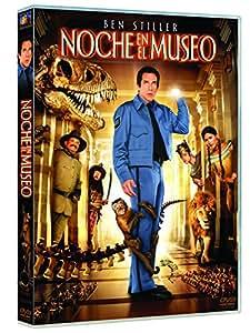 Noche en el museo [DVD]