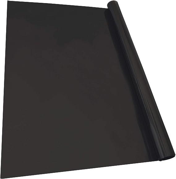 AZ 1324.0044821 L/ámina Solar- Protecci/ón para el Sol Negro Opaco Ref