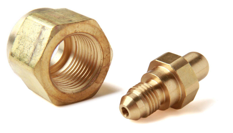 NOS 16100NOS Nitrous Bottle Nut & Nipple NOS/Nitrous Oxide System