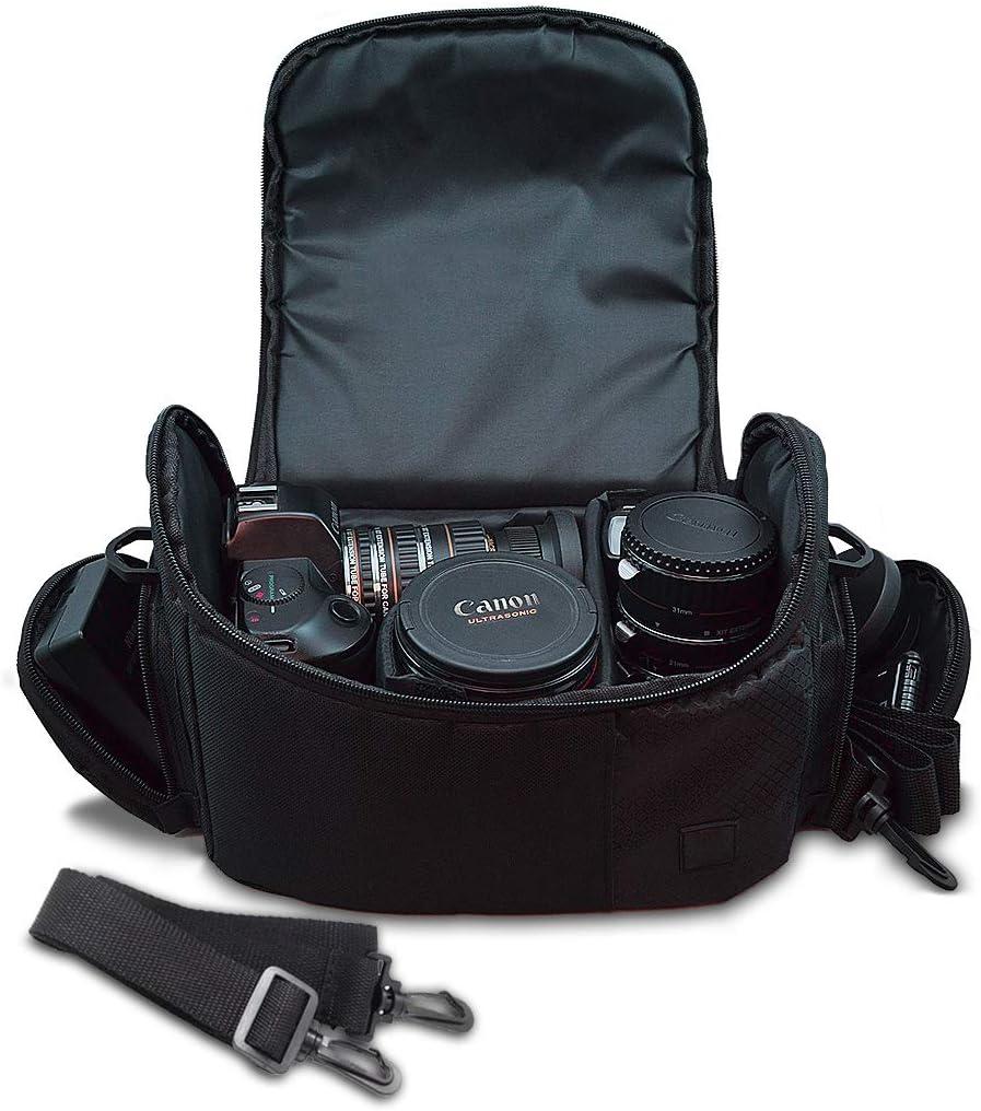 ECost Connection Medium Soft Padded Travel Camera case