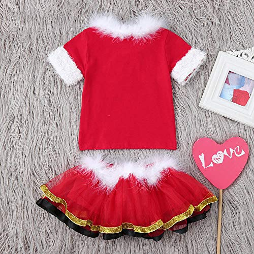 Toddler Boy Kids Winter Hoodies Outwear Overcoat Baby Boys Dress for Girls Clothes Outfits❤,Toddler Girl Snowsuit Dresses Jumpsuit Baby Girl Clothes Girls Rompers❤Red❤❤2-3 Years by Lurryly (Image #6)