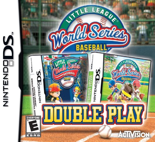Little League World Series Double Play - Nintendo DS