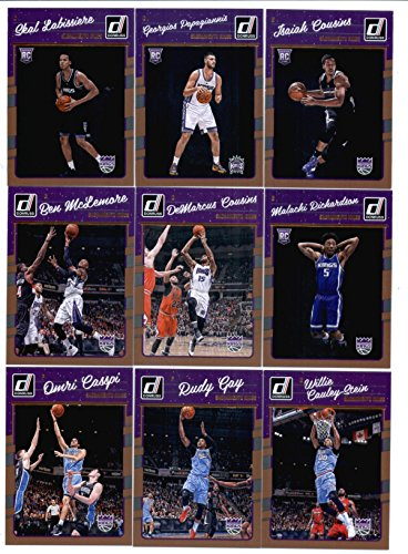 2016-17-donruss-basketball-sacramento-kings-team-set-of-9-cards-sealed-in-protective-snap-case-which