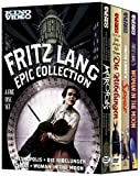 Fritz Lang Epic Collection (Metropolis/Die Nibelungen/Woman in the Moon/Spies)