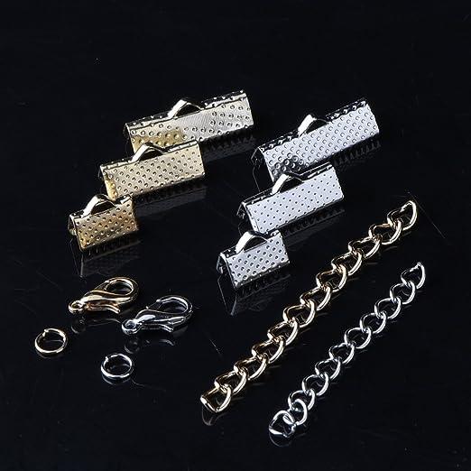 Karabinerhaken Karabinerverschluss 40x 12,5x7 Karabiner Silber Kettenverschlüsse