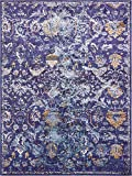 Cheap Premium Vintage Traditional & Modern Rugs Purple 10′ 6 x 16′ 5 FT St.Patrick Collection Area Rug