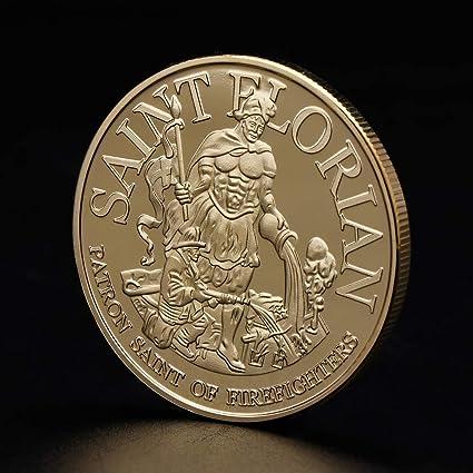 Moneda Conmemorativa de Atlanta Bombero de Rescate de ...