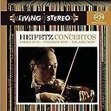 Sibelius, Prokofiev, Glazunov Violin Concertos