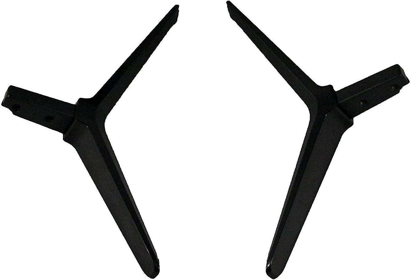 VIZIO TV Base Stand Legs for Models E48-C2 E55-C2 Screws Included