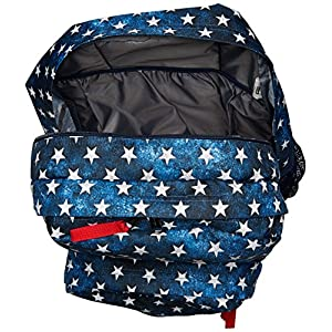 JanSport Unisex Supermax Multi Stars Backpack