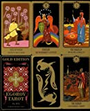 img - for Egorov Tarot : Gold Edition (Russian), 78 Card Deck & Booklet book / textbook / text book