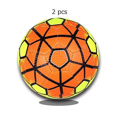 Wanlianer-Balls Mini balón de fútbol Tamaño Oficial 2 Pelotas ...