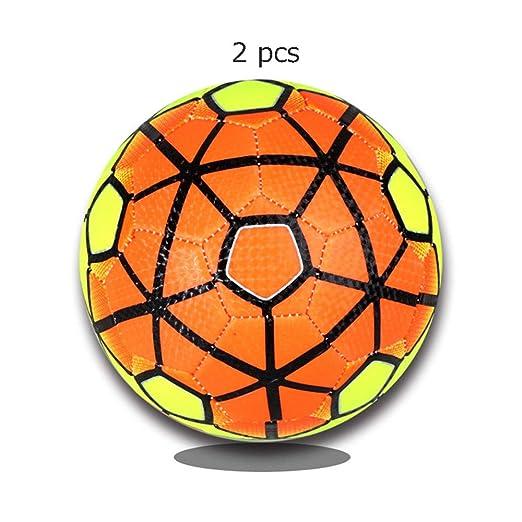 Fútbol duradero para niños Mini balón de fútbol Tamaño oficial 2 ...