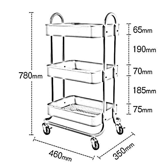 Mobile Tool Shelf