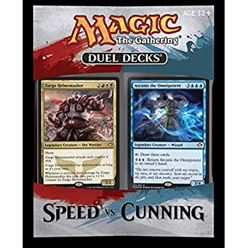 Amazon mtg magic the gathering 2017 duel decks mind vs might magic the gathering 2014 mtg duel deck speed vs cunning ccuart Gallery