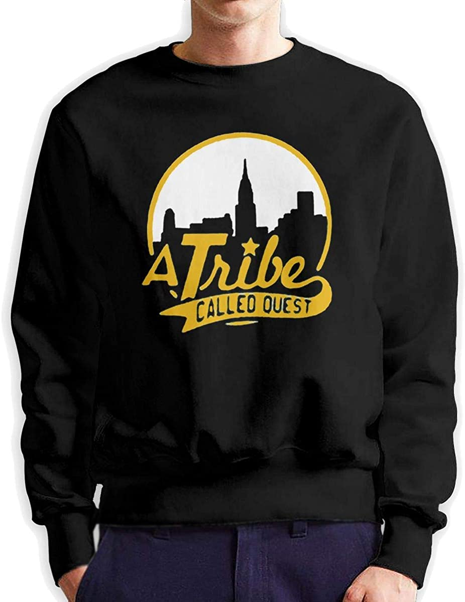 A Tribe-Called-Quest Hoodie for Men Spirit Sweatshirt Classic Printed Black