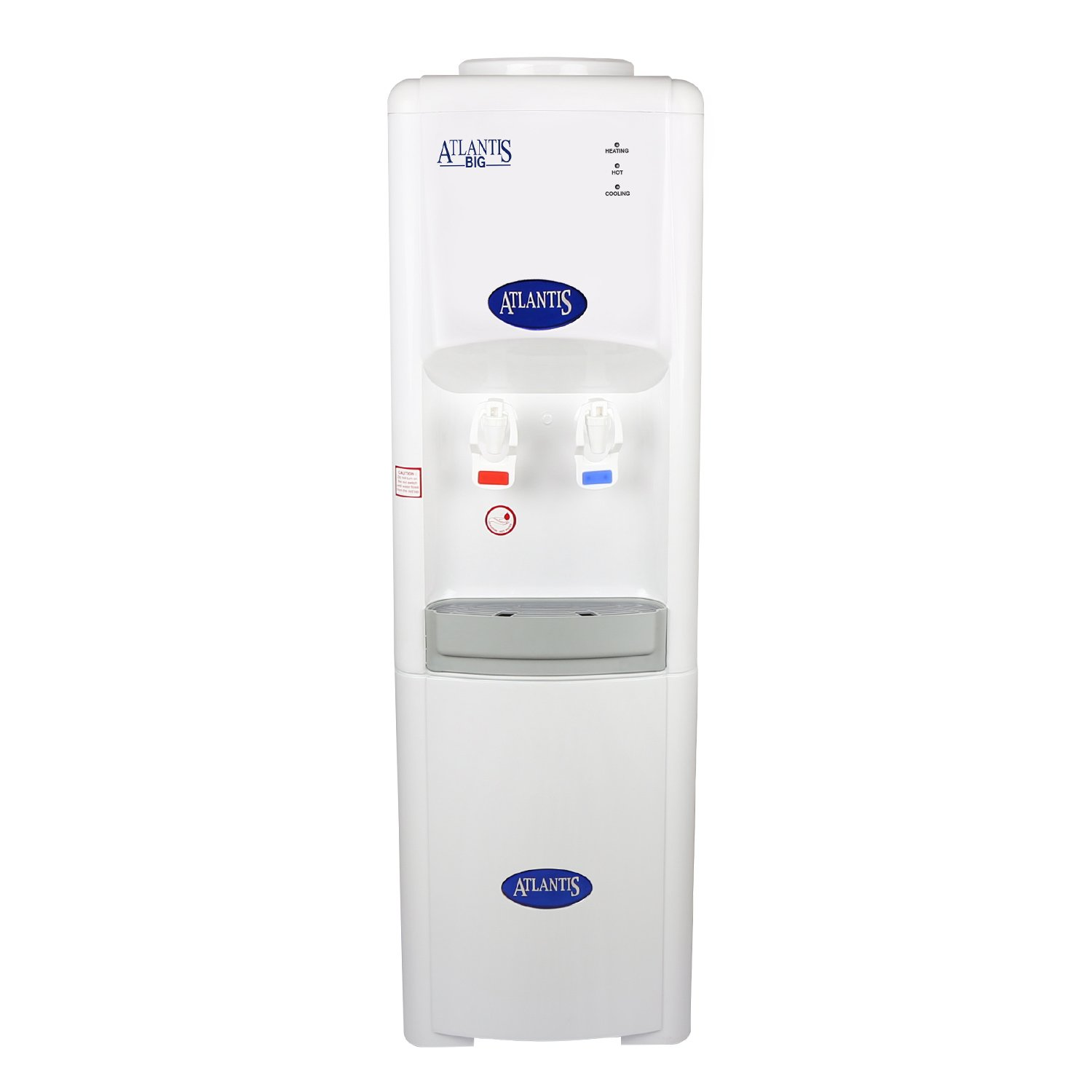 Atlantis Big Hot And Cold Floor Standing Water Dispenser For Ro Amazon In Home Kitchen
