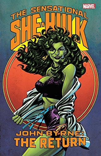 Sensational She-Hulk by John Byrne: The Return (Sensational She-Hulk (1989-1994) Book 2)]()