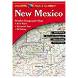 New Mexico Atlas & Gazetteer