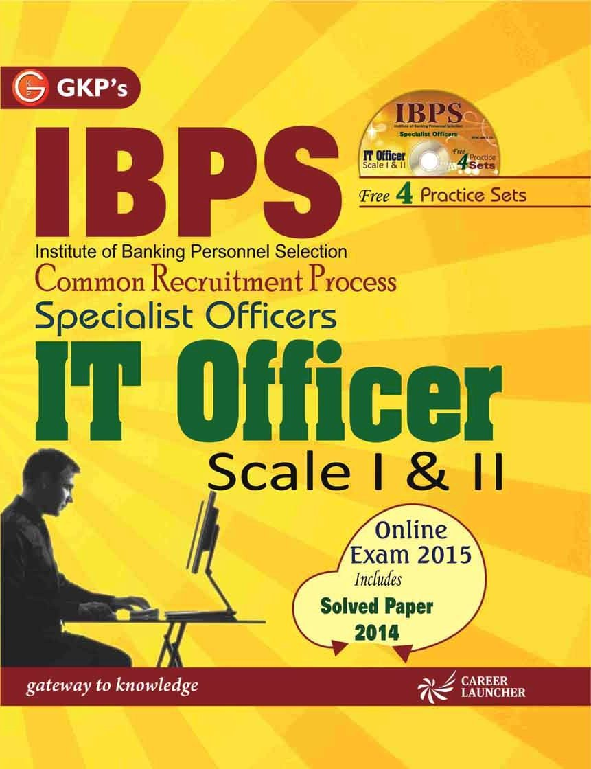 IBPS SPECIALIST OFFICER IT BOOKS EPUB