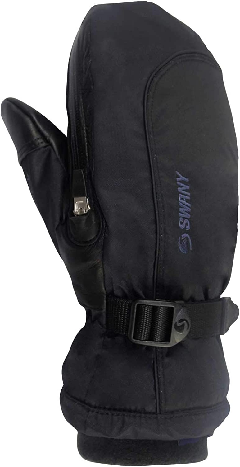 Swany Mens Softy Touch Screen Toaster Mitt: Clothing
